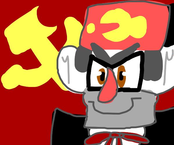 Communist Grunkle Stan