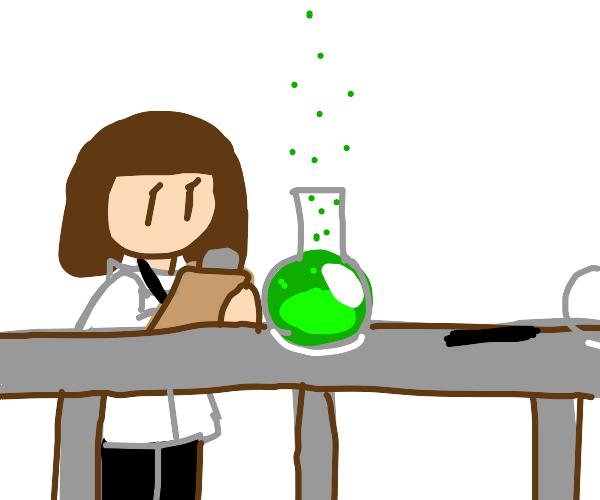 A lab experiment?
