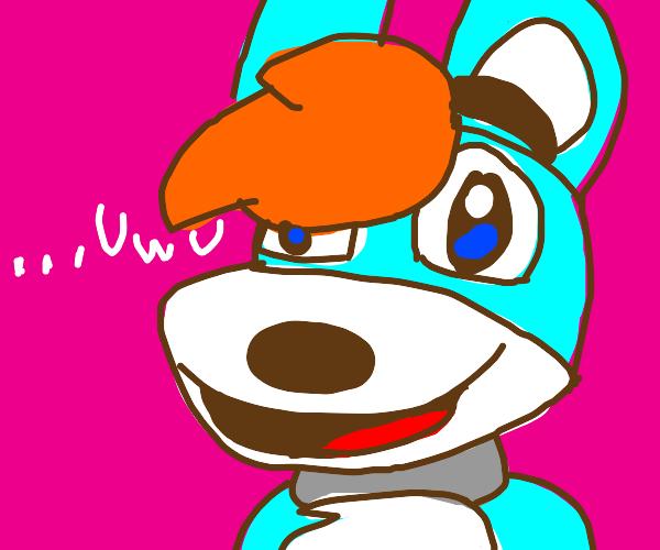 Furry uwu