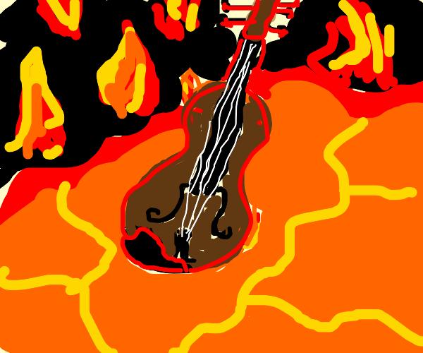 violin hell