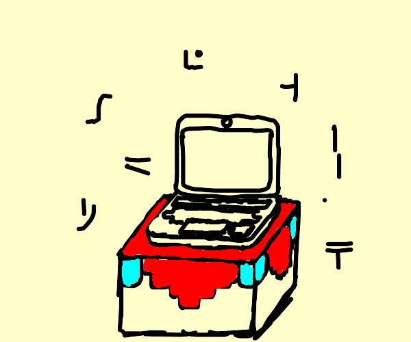 Enchanted Laptop