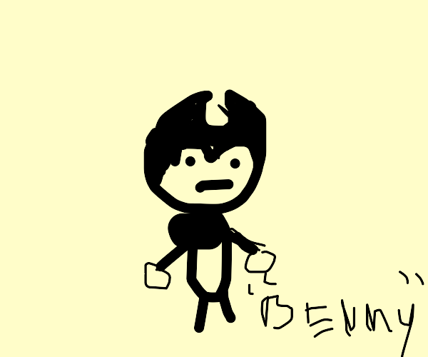 offbrand bendy and the ink machine