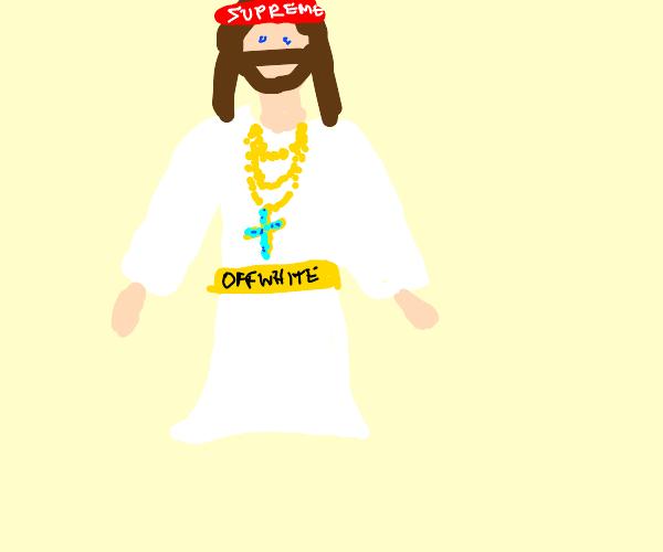 jesus got that DRIP