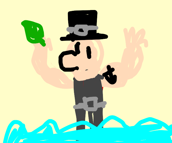 Popeye the Sailor Pilgrem