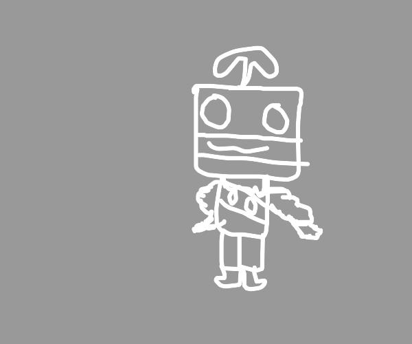 Robot mayor