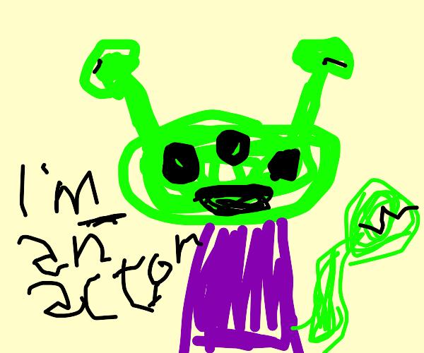 Mars Actor