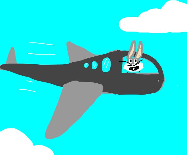 Bugs Bunny Pilot