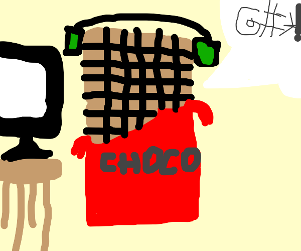 Chocolate Pro Gamer