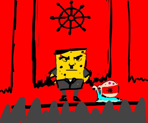Spongebob is a Dictator