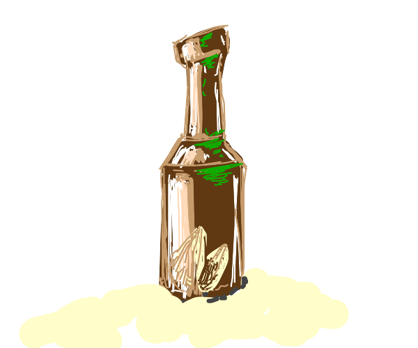 Clam in a Bottle