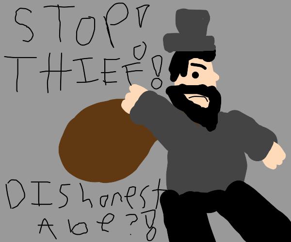 Lincoln Thief