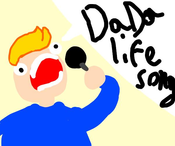 One Last Night On Earth -Dada Life song