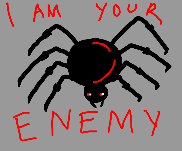 The Giant Enemy Spider