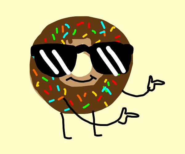 Snazzy Doughnut