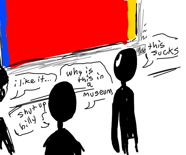 World's Worst Painting