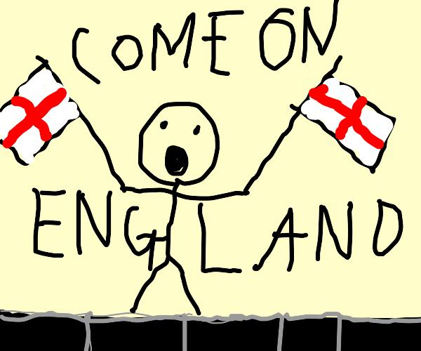 England Man