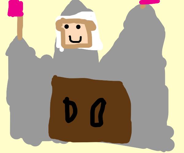 Bread in a Castle