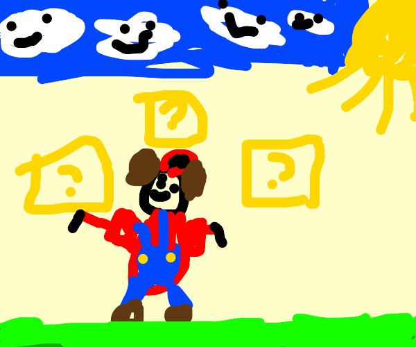 Controversial Mario