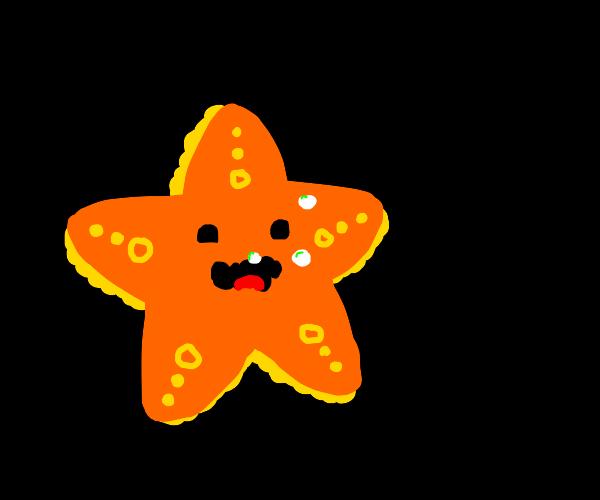 Starfish Burping