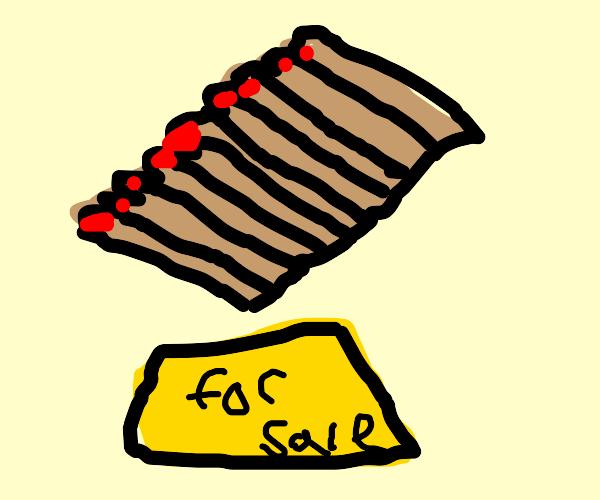 9 cigarettes for sale