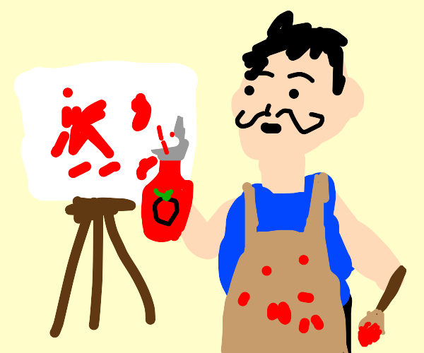 Ketchup Artwork