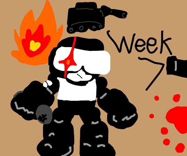 fnf week 7 on newgrounds