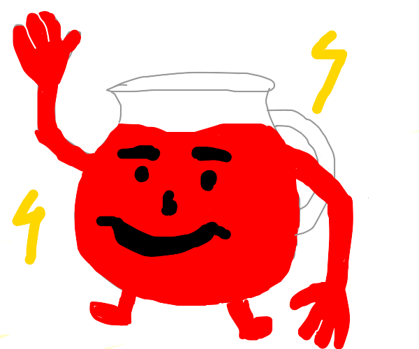 Eclectic Kool-Aid Man