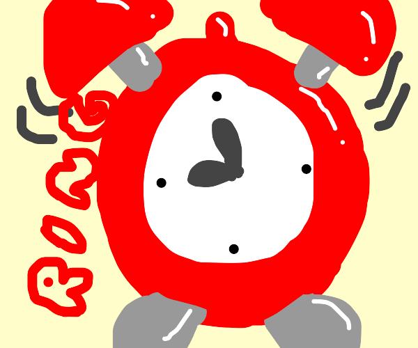 Thicc alarm
