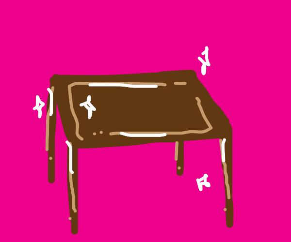 Table SO SHINY