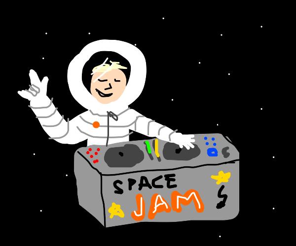 DJ Astronaut