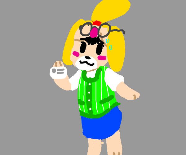 Isabelle commits identity fraud