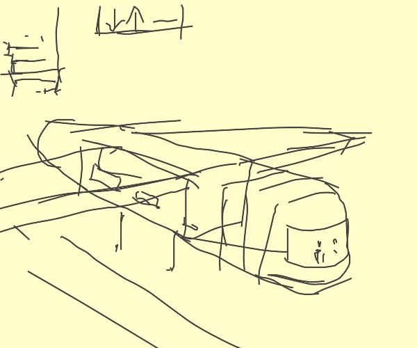 Underground Airport