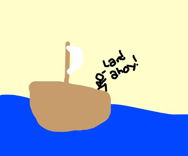 Set sail for LARD AHOY!