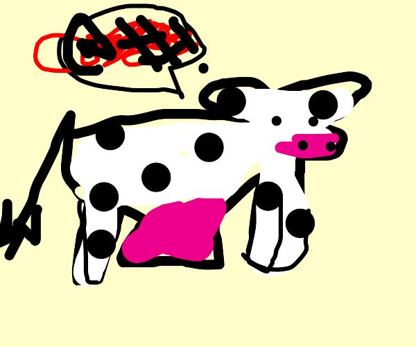 Racist Cow