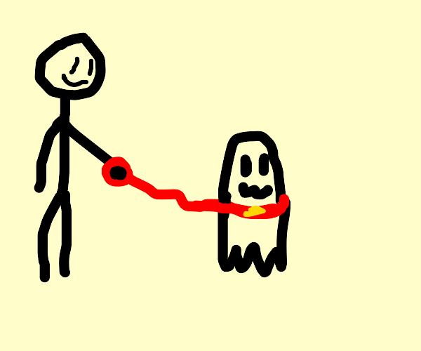 Pet Ghost