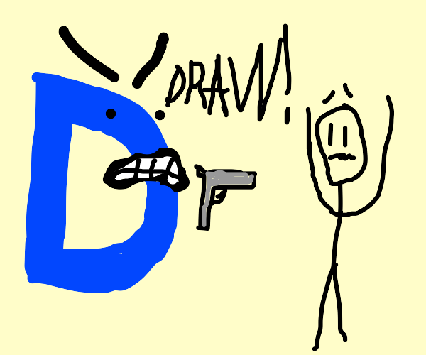 Drawception forces you to draw more