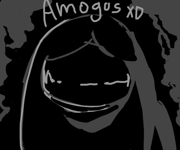 AMONGUS :(