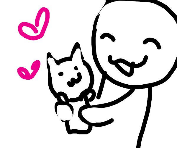 You love your kitten