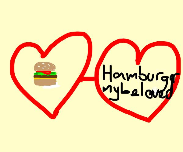 hamburger my beloved