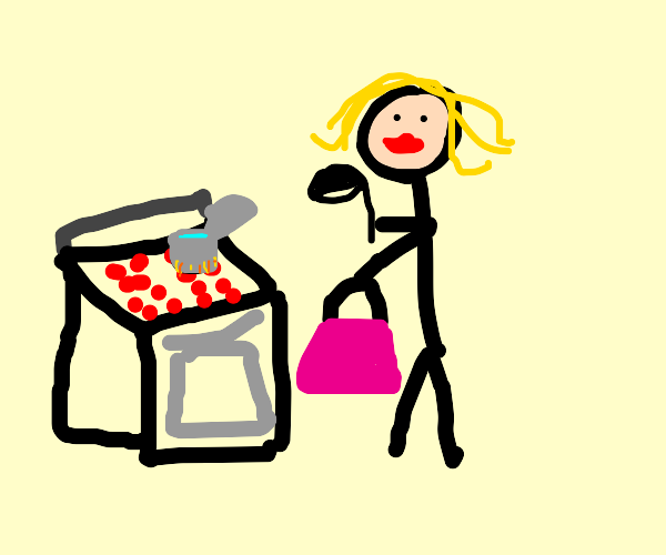 Cooking with a Purse