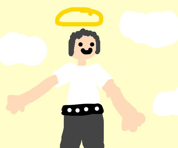 Freddie Mercury in Heaven