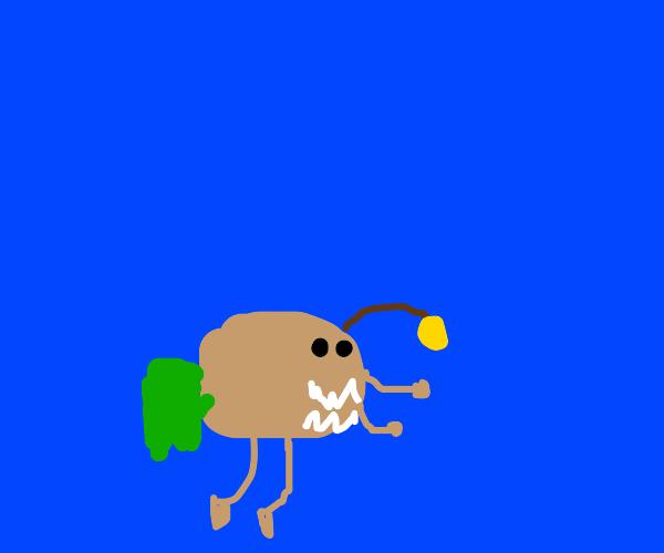 Anglerfish Jogging