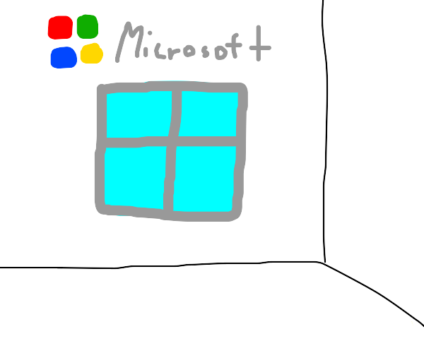 Real Microsoft windows