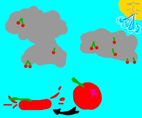 Flat Cloudberry