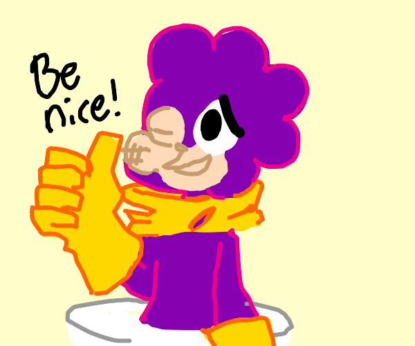 Be nice to Mineta for once