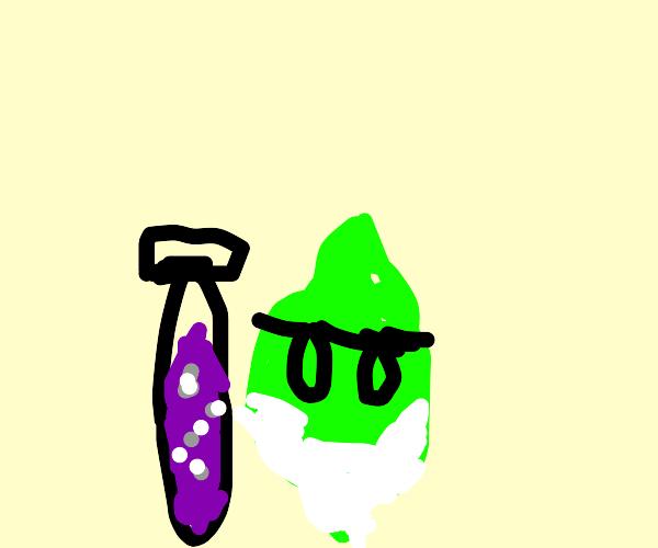 Lime Chemist
