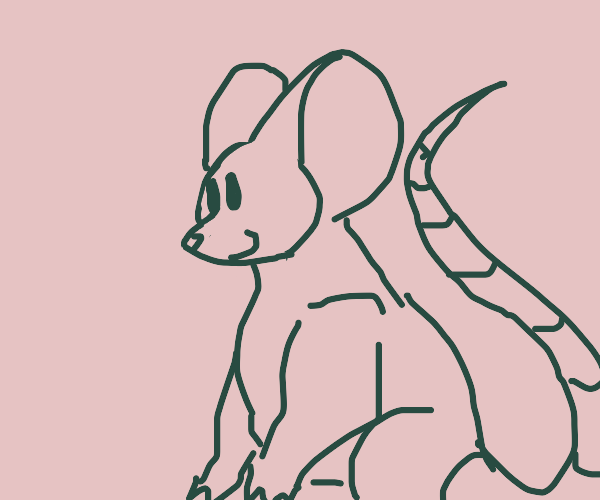 FRICKING FURRY RAT THAT IS A DEGENERATE