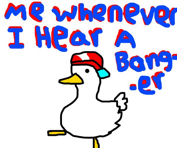 Shuba Duck Meme