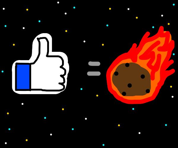 like = meteor