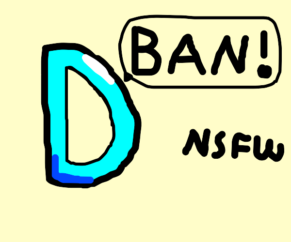 Drawception bans NSFW art